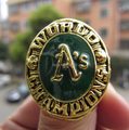 Free shipping Oakland athletics A'S RINGS Baseball World Championship Ring wholsesale factory