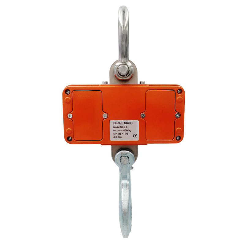 Image 3 - BECBI Precision Hanging Scale 1ton LED Display 1000Kg Crane Scale Digital Electronic Weighing Hook Bascula Digital Hassas Terazi-in Weighing Scales from Tools