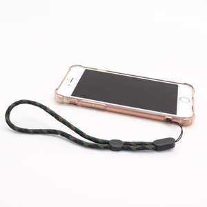 Image 3 - Adjustable cell phone Hand Lanyard strap For iPhone 8 7 Samsung S9 for Wrist Straps keys Camera strap Phone Accessorie