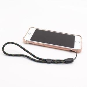 Image 3 - Ayarlanabilir cep telefonu El Kordon askısı iPhone 8 7 Samsung S9 için bileklikler tuşları Kamera askısı Telefonu Aksesuarı