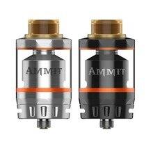 Оригинальный geekvape аммит двойной катушкой RTA распылителя электронной сигареты ввиду rdta Топ заполнения VAPE Танк аммит RTA