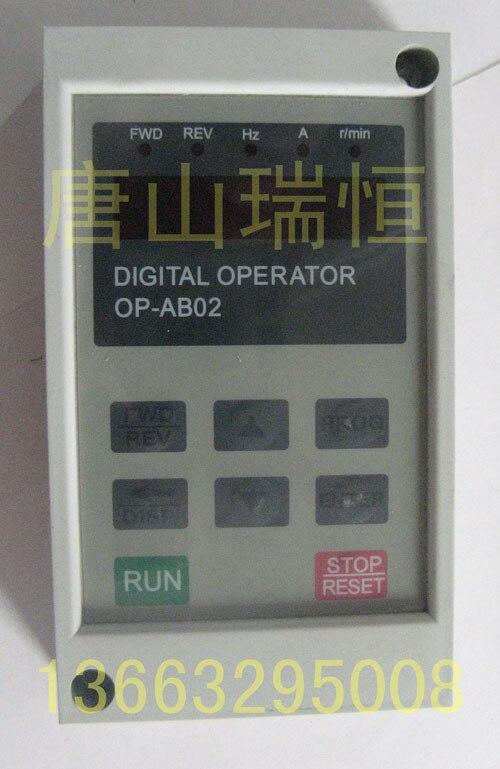ФОТО Inverter operation panel  op-ab02
