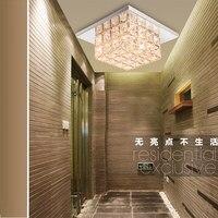 Потолочные светильники  светодиодные  с кристаллами  оригинальное качество