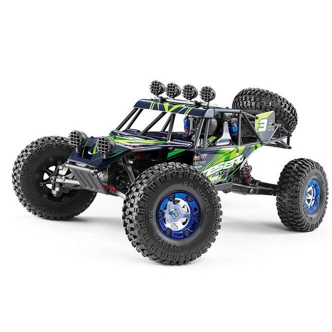 35 KM/H 1/12 Feiyue FY03 Eagle-3 2.4G 4WD désert tout-terrain modèle de voiture télécommandée RC avec système puissant