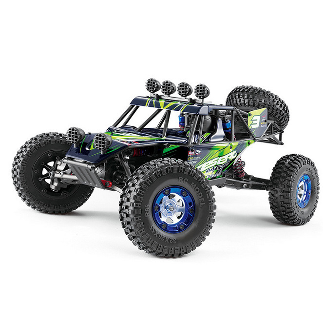 35KM/H 1/12 Feiyue FY03 Eagle-3 2.4G 4WD Desert Off-Road RC Remote Control Car Model with Powerful System feiyue fy03 eagle 3 1 12 off road truck 2 4g 4wd