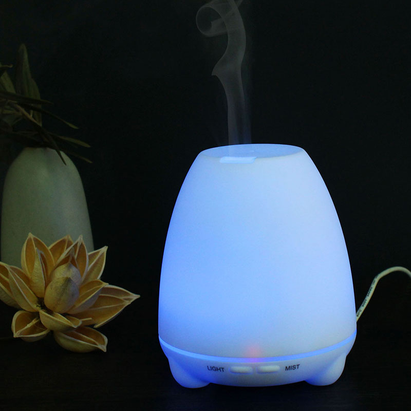 GXZ Ultrasonic Air Humidifier Night Lights Bottle Aroma Diffuser Essential Oil Diffusers Mist Maker Mini Household Air Purifier 2017 new bear bottle shape desktop household humidifier mist maker fogger air purifier air cleaner oil diffuser with night light