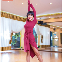 Latin Dance Dress 2018 New Costume Samba Latin Ballroom Costume Tango Dance Dresses Salsa Dance Clothes