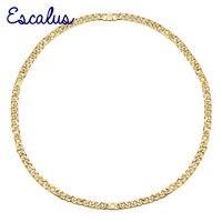EscalusทองแดงC Hokerผู้หญิงสร้อยคอแม่เหล็กชุบทองชีวภาพศาลฎีกาคาวบอยคุณภาพรักษาผ้าผูกคอ