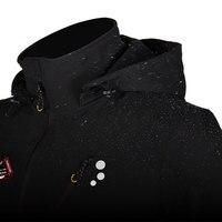 MTP зимняя с длинным рукавом Windproog термальная велосипедная куртка с флисовой подкладкой непромокаемая Антистатическая MTB шоссейная велосипедная одежда
