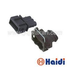 5 комплектов 3-контактный автомобильный соединитель жгута проводов VW, водонепроницаемые штекерные разъемы 357972763 357 972 763