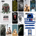 YODA  star wars and bb8 Hard Case for Huawei P9 P8 Lite P9 Plus P7 6 G7 & Honor 4C 4X 7 6