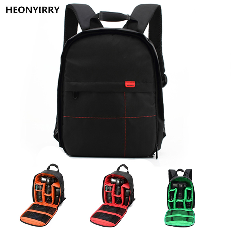 Hot sale 3 Colors Camera Backpacks Gifts High Quality Camera Bag Gift Camera Backpack Bag Waterproof