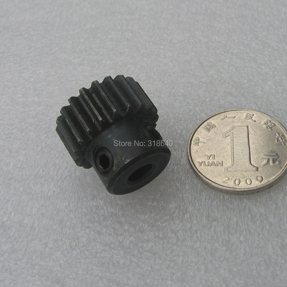 Spur Gear pinion 1M 20T 20Teeth Mod 1 Width 10mm Bore 6mm 8mm Right Teeth positive gear 45# steel cnc gear rack transmission RCSpur Gear pinion 1M 20T 20Teeth Mod 1 Width 10mm Bore 6mm 8mm Right Teeth positive gear 45# steel cnc gear rack transmission RC