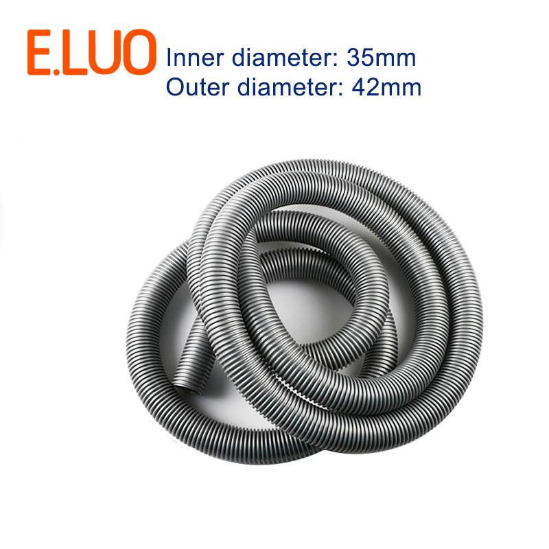 OEM Inner Diameter 35mm Vacuum Cleaner Hose Pipe Tube Durable Flexible Pipe With High Temperature Soft Pipe