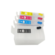 Vilaxh 252 T2521 refillable ink cartridge for Epson WorkForce WF-3620 WF-3640 WF-7610 WF-7620 WF-7110 WF-7710 WF-7720 WF