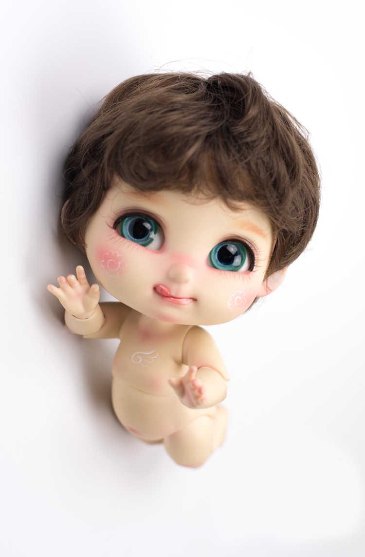 1/8 BJD Bru greedy SD обнаженные куклы модель тела Девушки Мальчики Обнаженная кукла высокого качества вывеска игрушки магазин фигурки для коллекции подарок