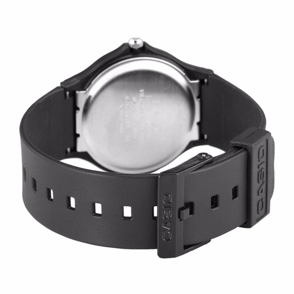 40059e800e73 Reloj Casio analógicas de los hombres y las mujeres de cuarzo reloj  deportivo conveniente correa de resina Neutral estudiante ver MQ 24 en Relojes  de cuarzo ...