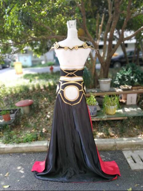 Gorgon Fate Apocrypha Косплей Мститель FGO Gorgon косплей костюм платье на заказ