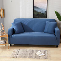 Big Size Waterproof Sofa Cover Set Couch Sofa Slip cover Anti fouling Furniture Protection Covers Elastic Sofa Covers