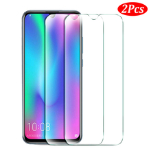 2PCS is suitable for huawei Honor 10i protective screen film 9H tempered glass