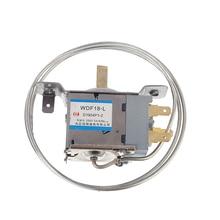 WDF18-L термостат для холодильника бытовой металлический регулятор температуры