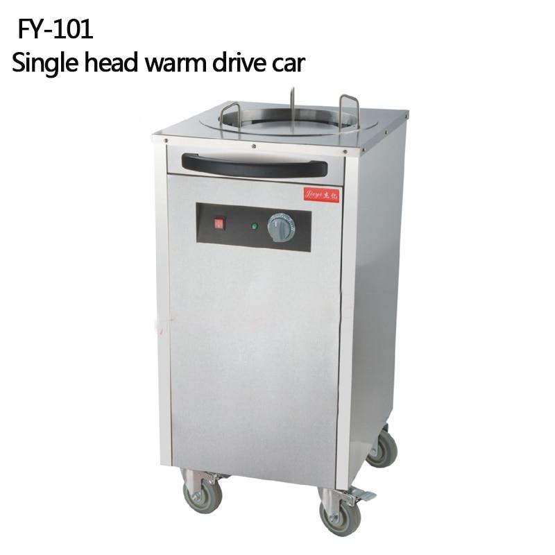 Ev Aletleri'ten Mutfak Robotları'de 1 adet FY 101 tek kafalı paslanmaz çelik elektrikli plaka ısıtıcı ticari otel yalıtım levhası