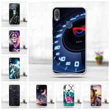 "5.99"" Soft Cover Case for ASUS Zenfone Max Pro M1 ZB602KL ZB 602KL Case for ASUS Zenfone Max Pro M1 ZB601KL Case Back Protective(China)"