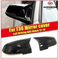 Para bmw série f20 f21 f22 f30 f32 f33 f36 x1 e84 m2 2 pc espelho retrovisor capa capa espelho habitação tampas de retrovisor 2012-2018