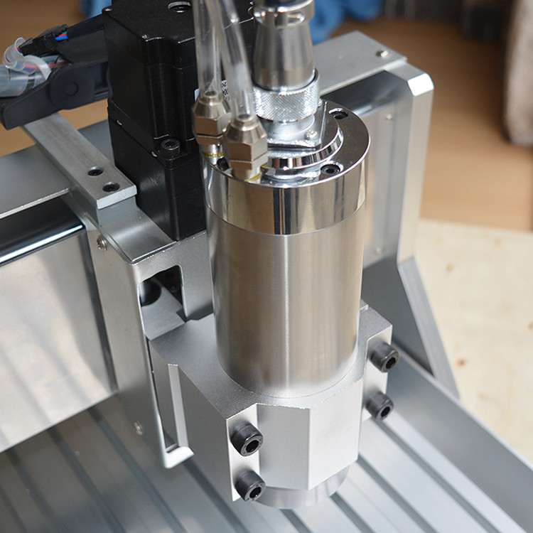 1.5kw 3020 With Water Cooling Spray High Speed Mini Metal Cnc 3d Aluminum Machine