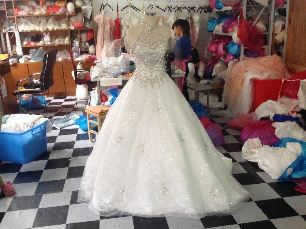 Beautiful Cathedral Train Wedding Dresses 2017 Lxury