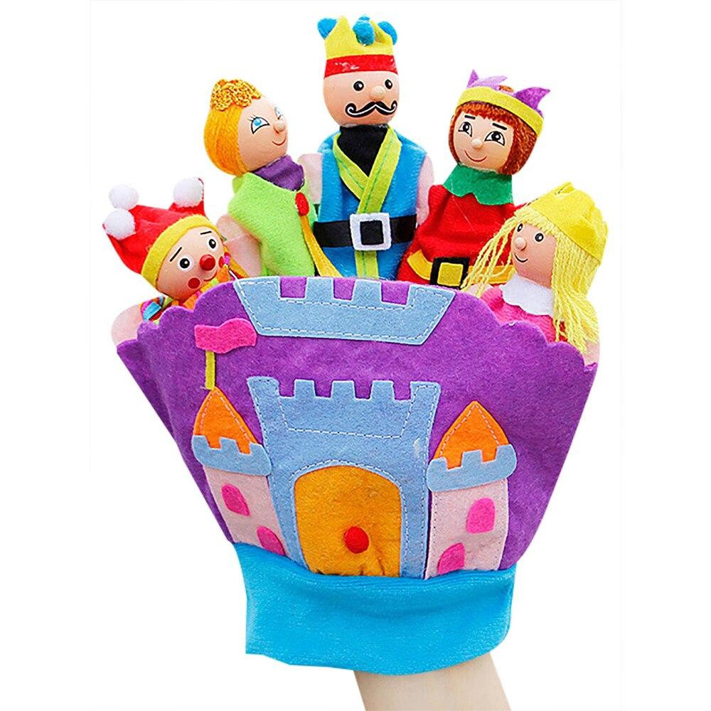 Aliexpress.com : Buy Children Cartoon Hand Puppets Classic ...