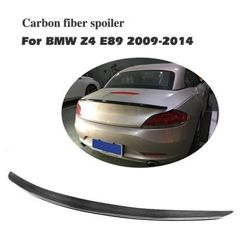 Rear spoiler For BMW Z4 E89 18i 20i 28i 30i 35i 2009 - 2015 Carbon Fiber Rear Wing High Quality Carbon Fiber Spoiler image