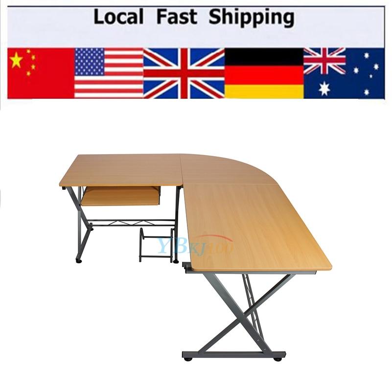 Online get cheap modern computer desk for Cheap designer furniture hong kong