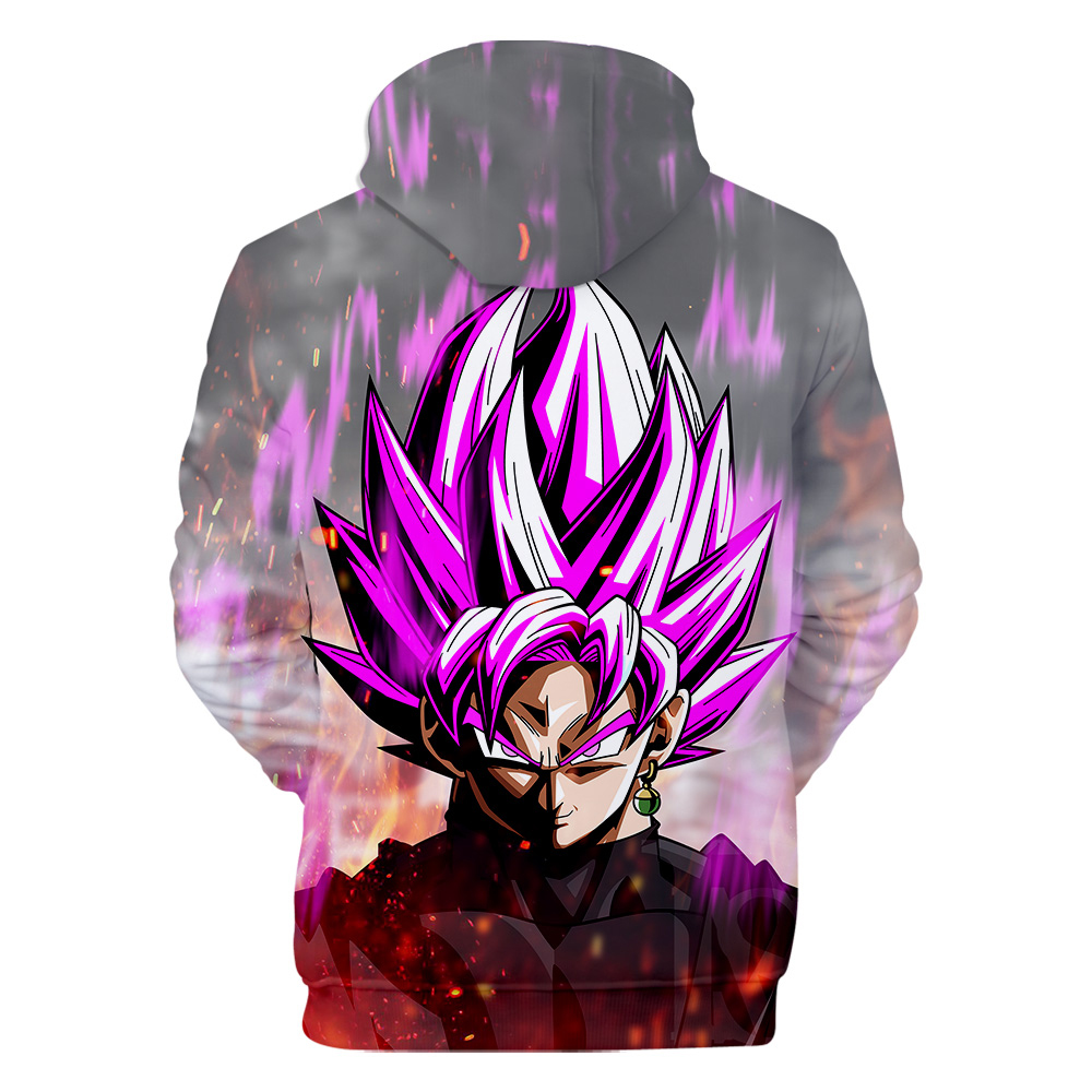 Dragonball Z Goku Streetwear Men/Women 11