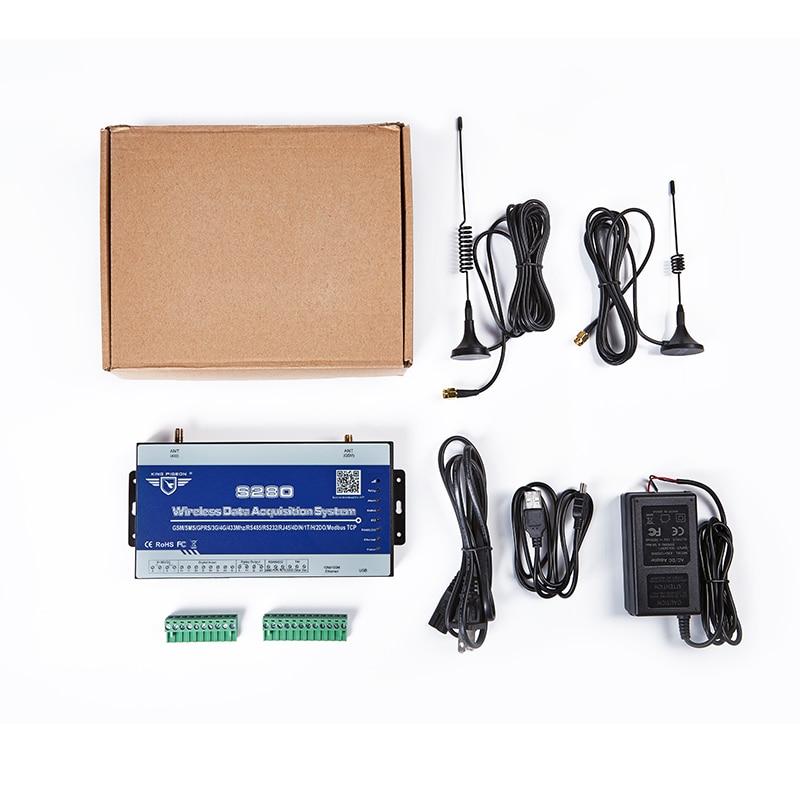Trådløst LoRa Data Acquisition System GSM SMS Remote Controller - Sikkerhed og beskyttelse - Foto 6
