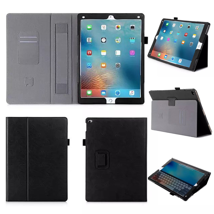 For Apple Ipad Pro 12 9 Quot Durable Pu Leather Case Stand