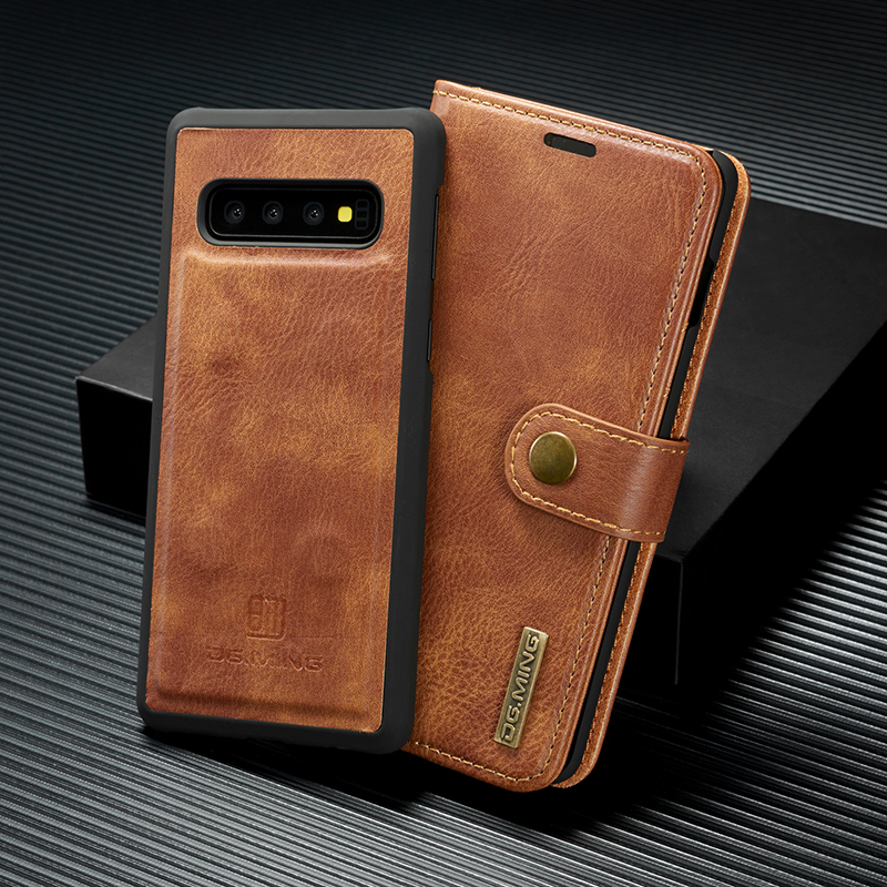 S10 Plus Case For Samsung Galaxy S10 Case Leather Flip Cover Samsung S10E Phone Case Wallet Book For Samsung S10 Plus S 10 Cover