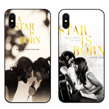DK A Star is Born Lady Gaga USA Movie phone case black cover for Samsung s8 s9plus S6 S7e iPhone 6s 7 8plus 5 X XS XR XSMax