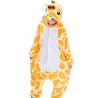 Onesie Kids Children S Pyjama Girls Pajamas Cosplay Unicorn Totoro Pig Pikachu Panda Stitch Cat Cows