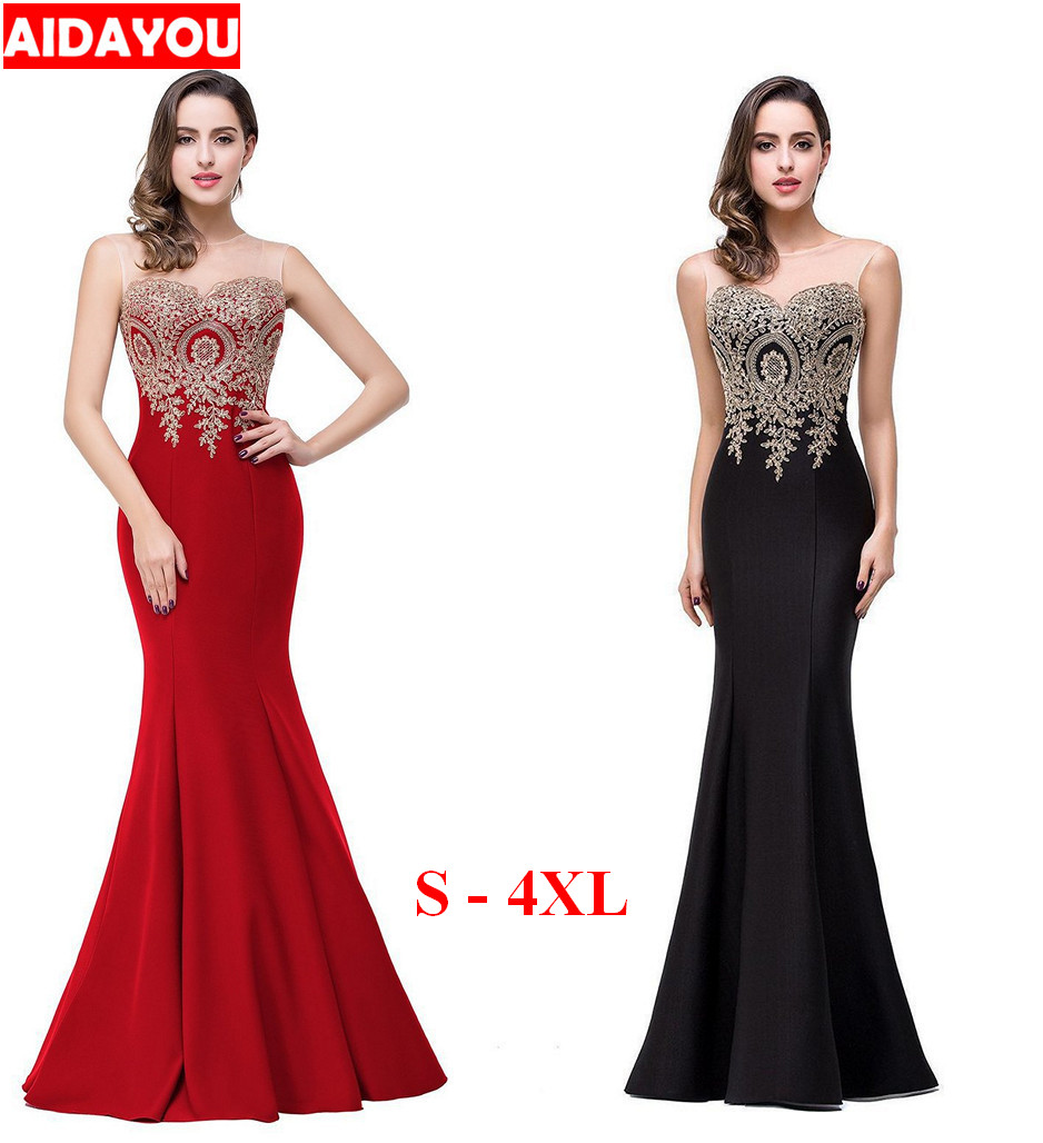 Sexy evening long dress Backless Lace Evening Dress 2019 Appliques for party Vestido elegent  ouc3151