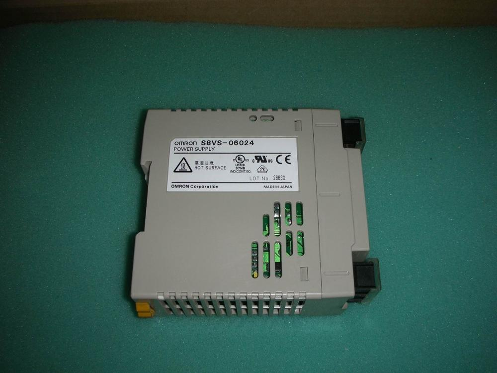 1PC USED OMRON  S8VS-06024  1pc used omron s8vs 06024