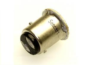 Image 3 - 10Pcs LED 1157 BAY15D 22 LED 22 3014SMD  White Fast Strobe Car Steering Blubs (2PCS)