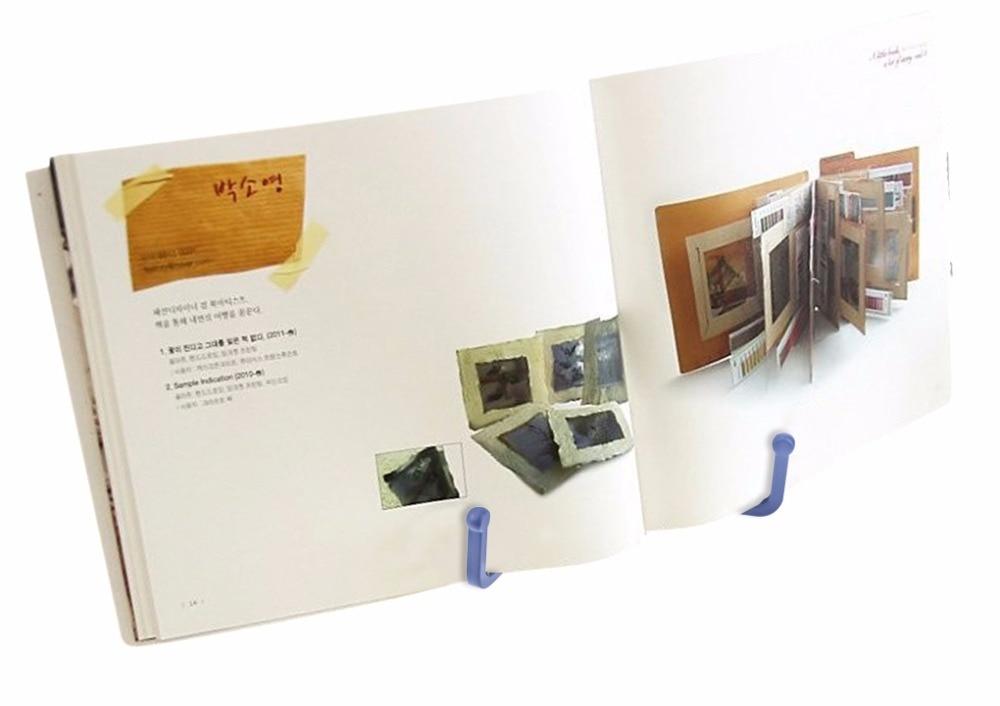 Adulti portatile libro di lettura del basamento del capretto leggero