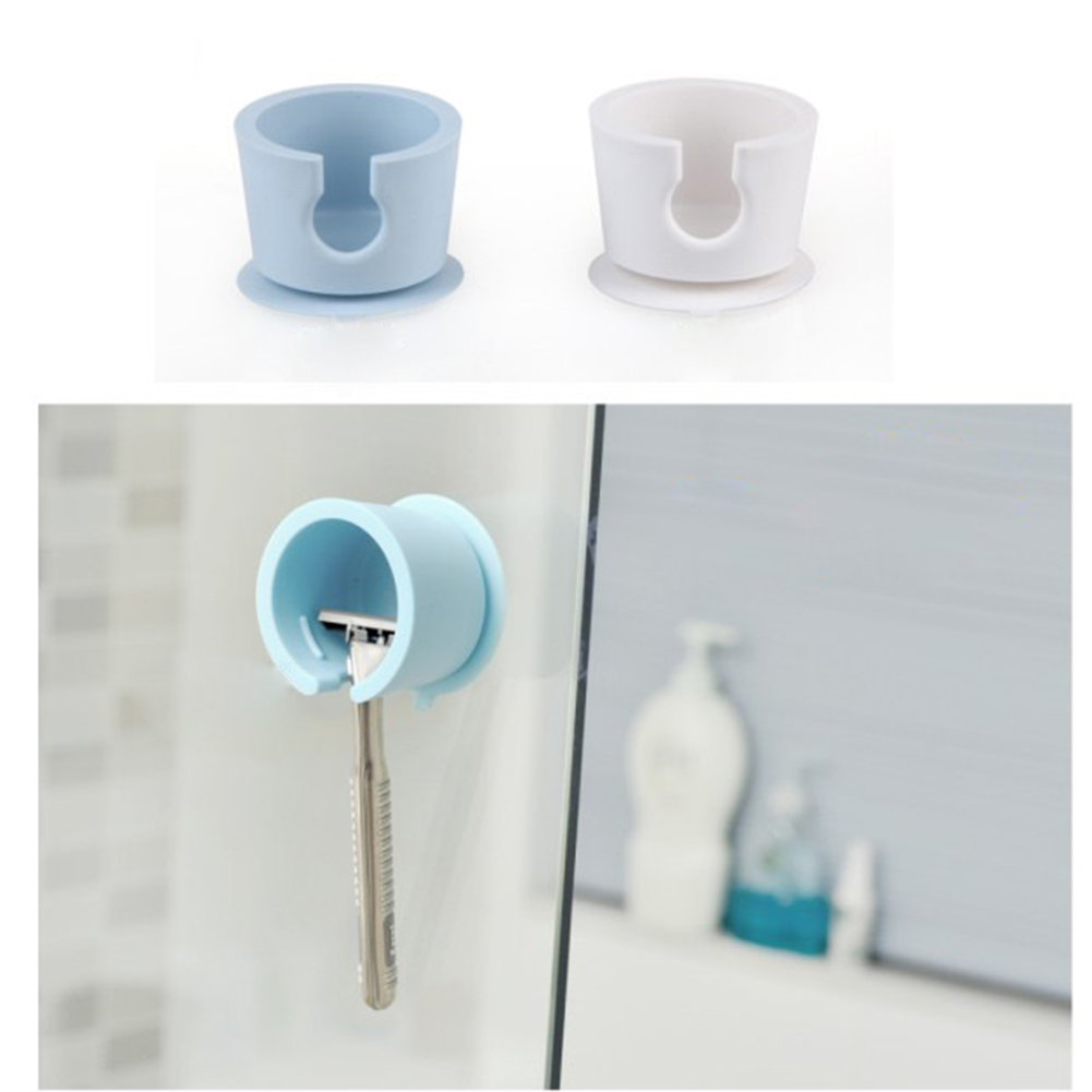 New Safe Razor Stand Wall Sucking Toothbrush Holder Shaver Cap Holder Bathroom Shower Organizer Storage. Compare Prices on Shower Toothbrush Holder  Online Shopping Buy