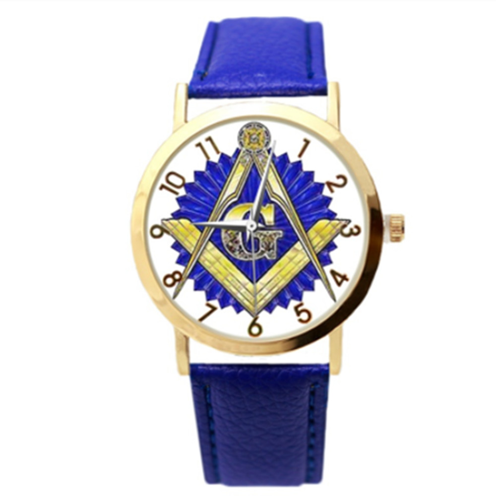 Brand New 100pcs/lot Brothers watches, Masonic stainless steel watches, Masonic concerns, free and accepted by masons montres