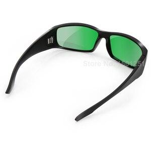 Image 4 - Professional LED Grow Room Glasses UV Polarizing Goggles for Grow Tent Greenhouse Hydroponics Plant Light Eye Protect Glasses