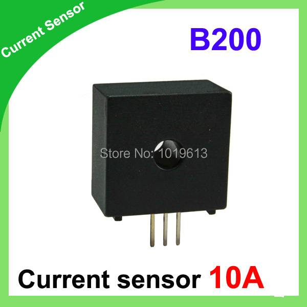 Closed Loop Hall current Sensor B200 series dc current transducer 10AClosed Loop Hall current Sensor B200 series dc current transducer 10A