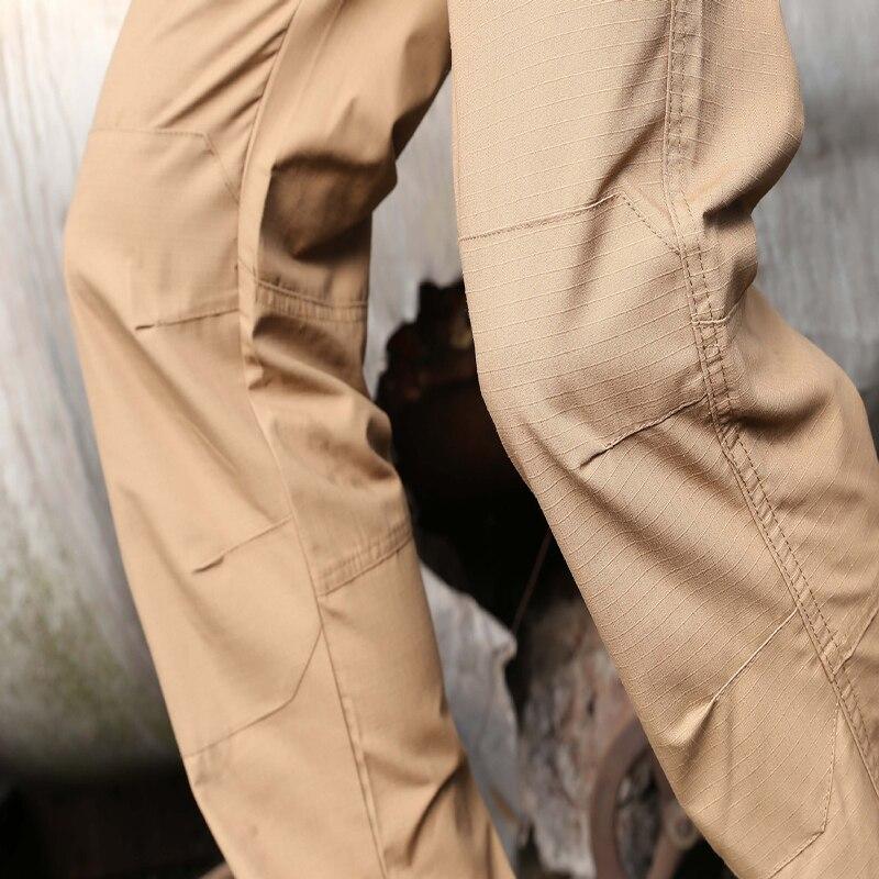 2018New Man Tacytic Pant Camouflage Тозуға төзімді - Спорттық киім мен керек-жарақтар - фото 4