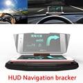 Soporte para teléfono móvil universal hud de navegación gps soporte ajustable para iphone 7 plus huawei mate 9 dxy88