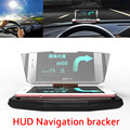 Universal Mobile Phone Holder HUD GPS Navigation Adjustable Bracket  for iPhone 7 Plus HUAWEI Mate 9 DXY88